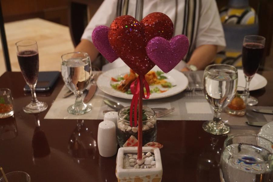 Dinner Cantik at Hotel Grand Sahid Jaya,Jakarta