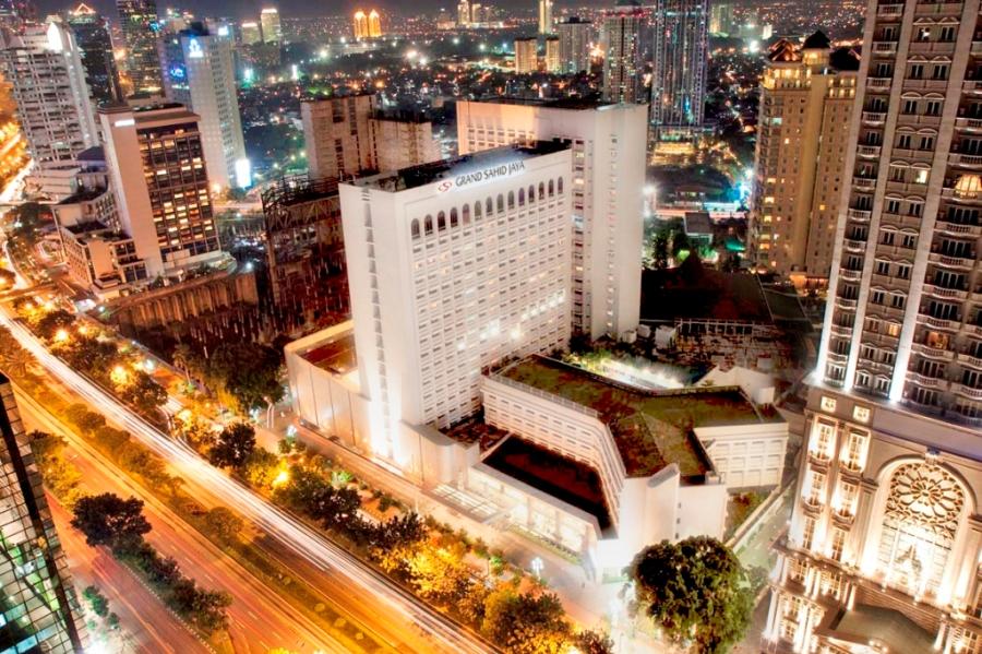 Open House Hotel Grand Sahid Jaya,Jakarta